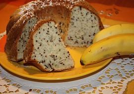 Banánová bábovka recept