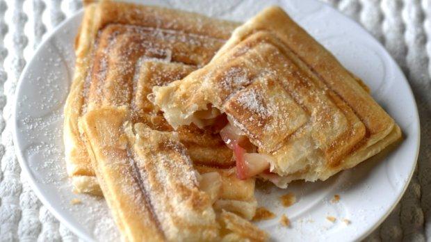 Jablečné taštičky jako od McDonald's