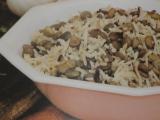 Rýže s čočkou recept