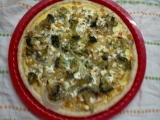 Brokolicový koláč (s kuřecím masem) recept