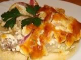 Kuřecí stehna se sýrem a smetanou v římském hrnci recept ...