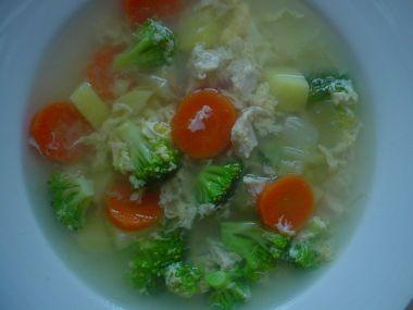 Indonéská polévka  vyprošťovák