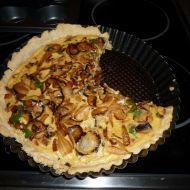 Francouzský koláč s cibulí recept