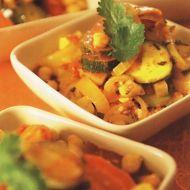 Marocká dušená zelenina recept