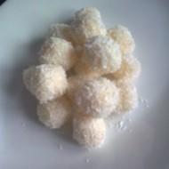Rafaelo kuličky recept