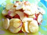 Česneková rajčata recept