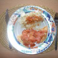 Kuřecí prsa s rajčaty recept