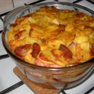 Netradičně zapečené brambory recept