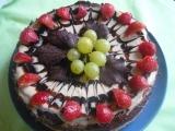 Kapučínový dort recept