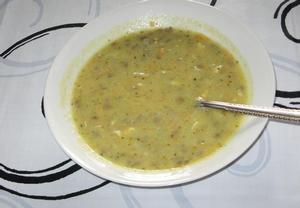 Čočková polévka z komentářů