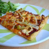 Domácí papriková pizza recept
