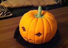 Pumpkin cake  Dort dyne recept