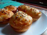 Houbové muffiny z listového těsta recept