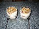 Jogurtový dezert recept