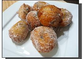 Fritole di Carnevale (Benátské koblihy) recept