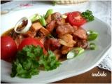 Ražniči v zapékací misce recept