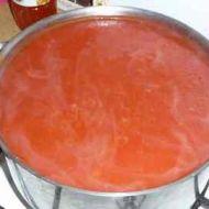 Rajská z čerstvých rajčat recept