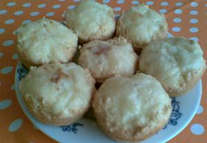 Rajčatové muffiny