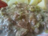 Ďobáčky na pórku s mozzarellou recept