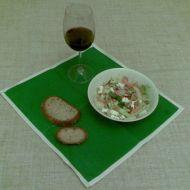Salát z čínského zelí s ořechy recept