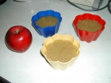 Jablkový pudink recept