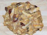 Ovesné sušenky s jablky recept