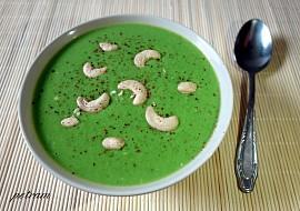 Hrášková polévka s kokosovým mlékem recept