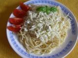 Těstoviny po krumlovsku recept