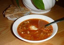 Halászlé  maďarská rybí polévka recept