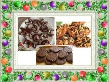 Vánoční cukroví od Krampolových