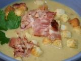 Babiččina hrášková polévka recept