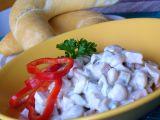 Fazolový salát se šunkou recept