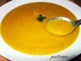 Dýňová polévka bez mléka (pro alergiky) recept