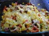 Zapečené brambory ala mamina recept