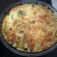 Zapečený kuskus se zeleninou a sýrem recept
