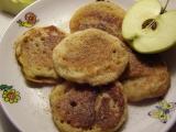 Lívanečky s jablky recept
