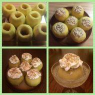 Tufahije  plněná jablka recept