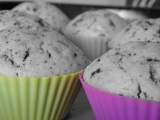 Muffiny s čokoládou a banánem recept
