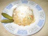 Hedvábné rizoto recept