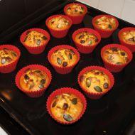 Sladké dýňové muffiny recept