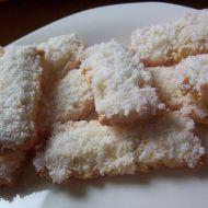 Kokosové salko tyčinky recept