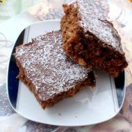 Perník s čokoládovou polevou a kokosem recept