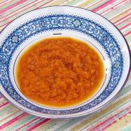 Příkrm mrkev s dušeným hovězím recept