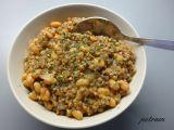 Pohankovo-fazolový kotlík recept