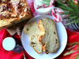 Vánočka s mandličkami recept
