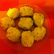 Karbanátky zapečené se sýrem recept
