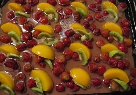 Ovocná rychlovka  nepečená recept