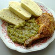 Cuketové zelí se salátem recept