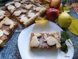 Podzimní koláček s jablky a hruškami recept