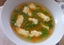 Sýrové nočky do polévky  zavářka recept